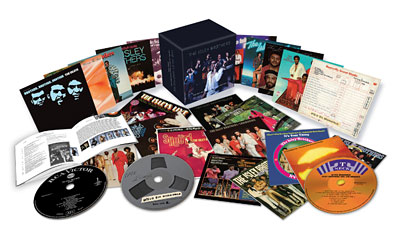 The Isley Brothers boxset