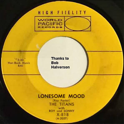 The Titans - Lonesome Mood